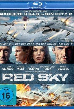 Червено небе