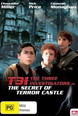 Тримата детективи и тайната на Замъка на ужасите
