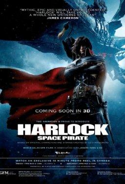 Космическият пират капитан Харлок