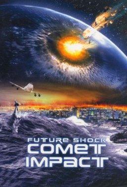 Сблъсък с комета