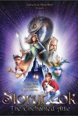Книгата с приказки: Омагьосаният таван