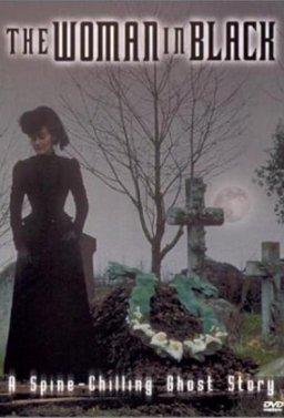 Жената в черно
