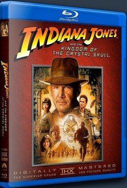 Индиана Джоунс и Кралството на кристалния череп