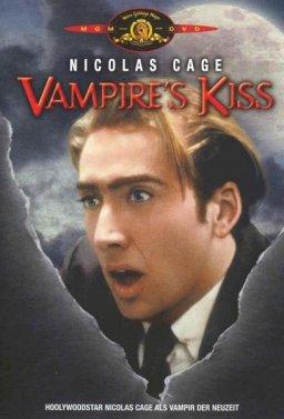 Целувката на вампира