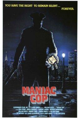 Полицаят маниак (1988 - 1993)