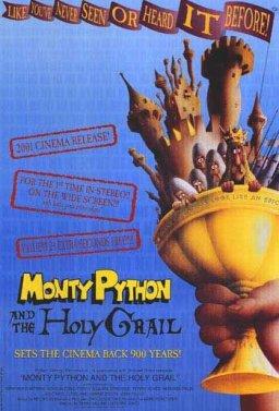 Монти Пайтън и свещенният граал