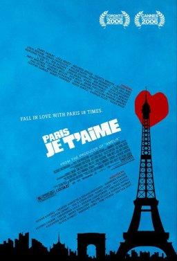 Обичам те, Париж