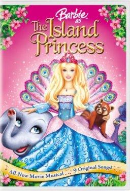 Барби в Принцесата от острова