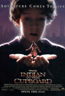 Индианец в шкафа