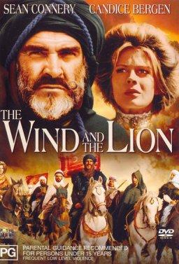 Вятърът и лъвът
