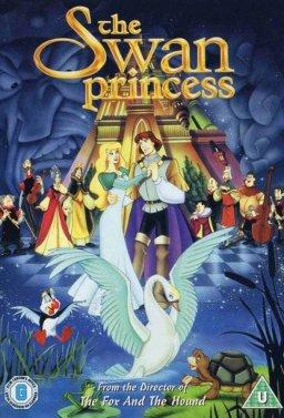 Принцесата лебед BOXSET (1994-1998)