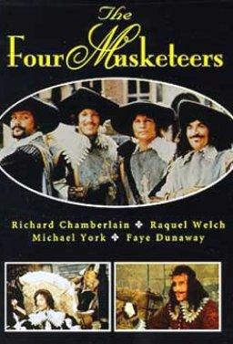 Четиримата мускетари