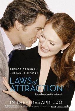 Закони на привличането