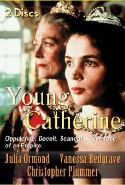 Младостта на Екатерина Велика