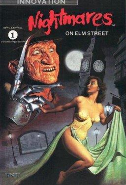 Кошмари на Улица Елм (1-7 част)