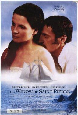 """Вдовицата от остров """"Свети Петър"""""""