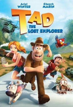 Тад, изгубеният изследовател