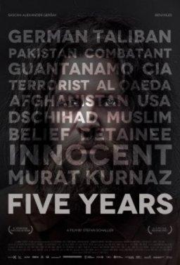 Пет години от живота
