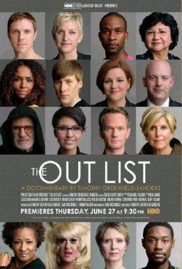Известни и гей: Списъкът
