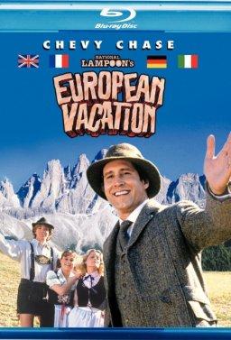 Европейската ваканция на семейство Гризуолд