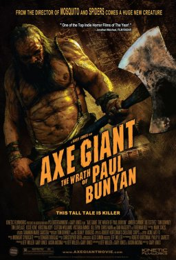 Великанът с брадва: Гневът на Пол Бъниън